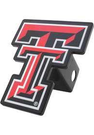Texas Tech Red Raiders Large Heavy Duty Car Accessory Hitch Cover