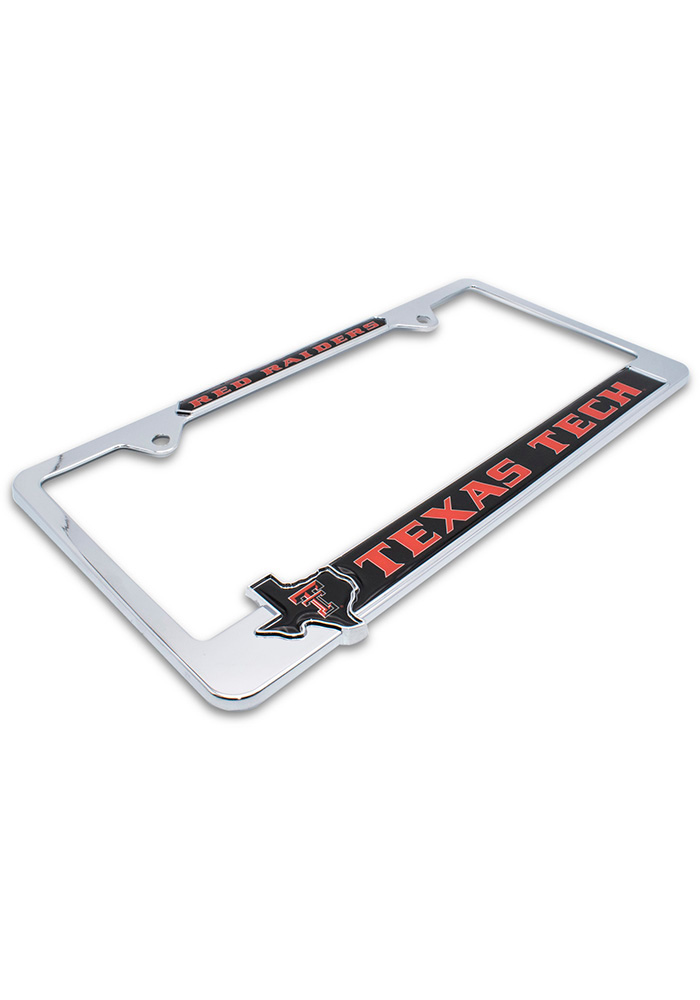Texas Tech Red Raiders State Pride License Frame - Image 1