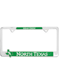 North Texas Mean Green State Pride License Frame