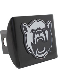 Baylor Bears Black Metal Car Accessory Hitch Cover