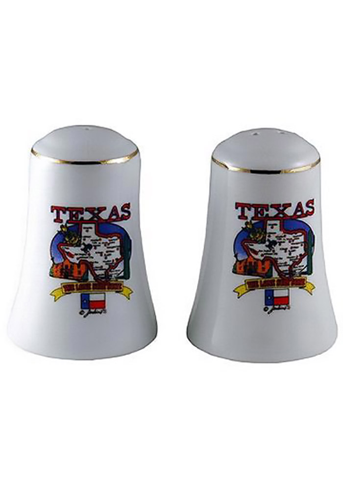 Texas Salt and Pepper Set - Image 1