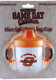 Oklahoma State Cowboys No Spill Bottle