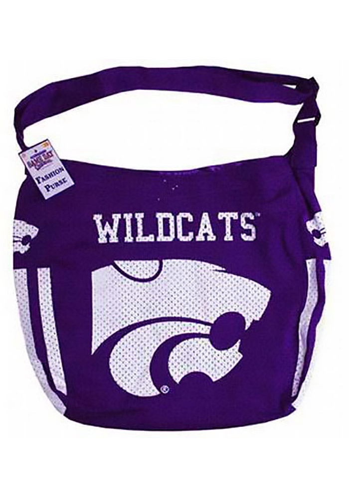 K-State Wildcats Athletic Mesh Womens Purse - Image 1