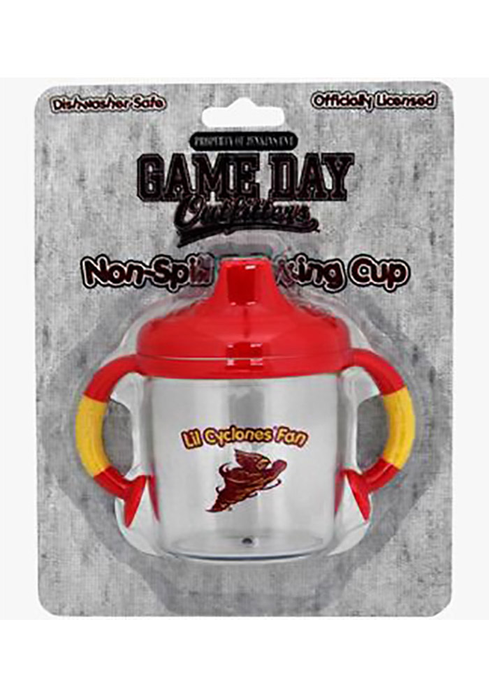 Iowa State Cyclones No Spill Baby Bottle - Image 1