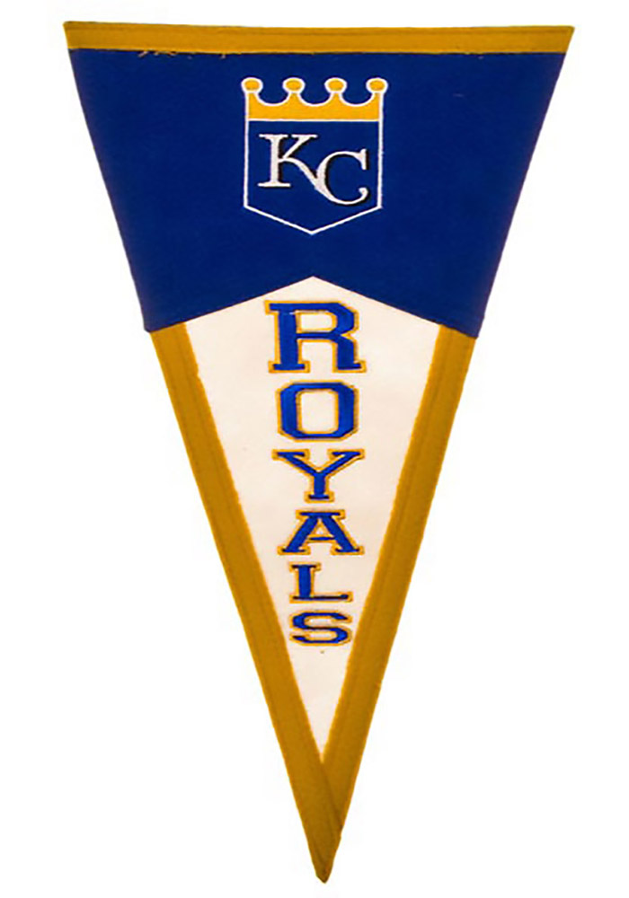 Kansas City Royals 6x15 Mini Pennant - Image 1