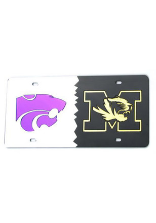 K-State Wildcats Car Accessory License Plate
