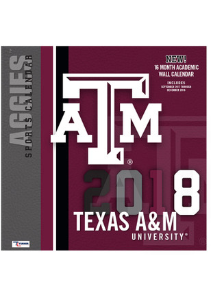 Shop Texas A&M Aggies Calendars Home Decor & Office