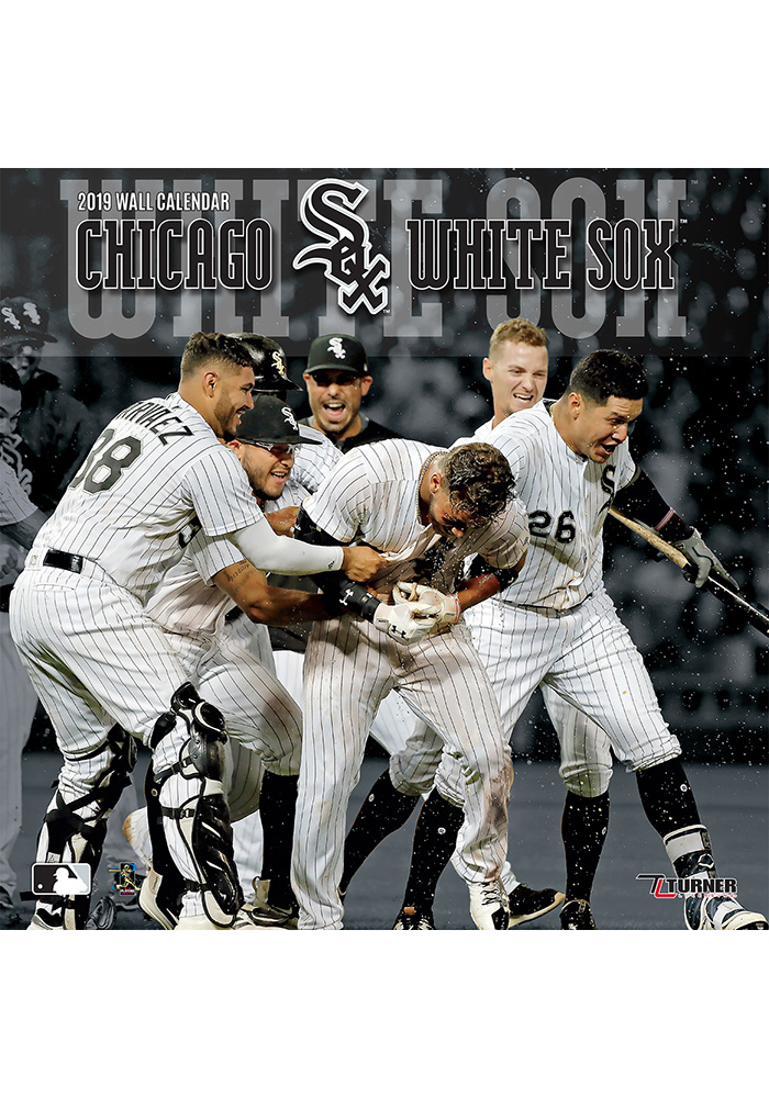 Chicago White Sox 2019 Wall Calendar - Image 1