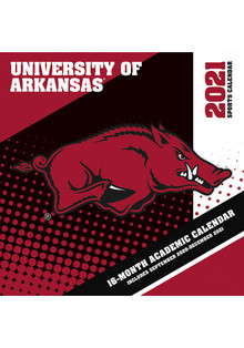 Shop Arkansas Razorbacks Calendars Home Decor Office Results