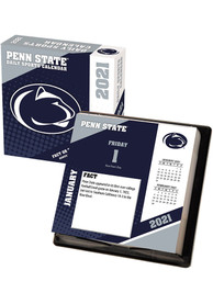 Penn State Nittany Lions 2021 Boxed Daily Calendar