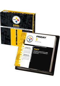 Pittsburgh Steelers 2021 Boxed Daily Calendar