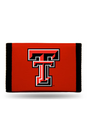 Texas Tech Nylon Trifold Wallet