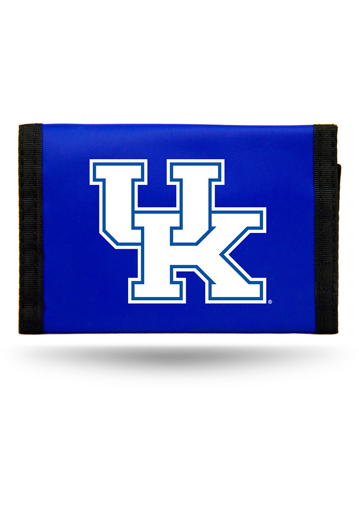 Kentucky Wildcats Nylon Mens Trifold Wallet - Image 1