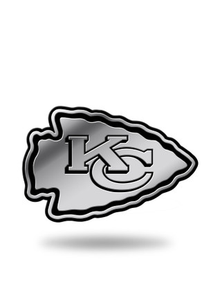 Kansas City Royals Molded Plastic Car Emblem