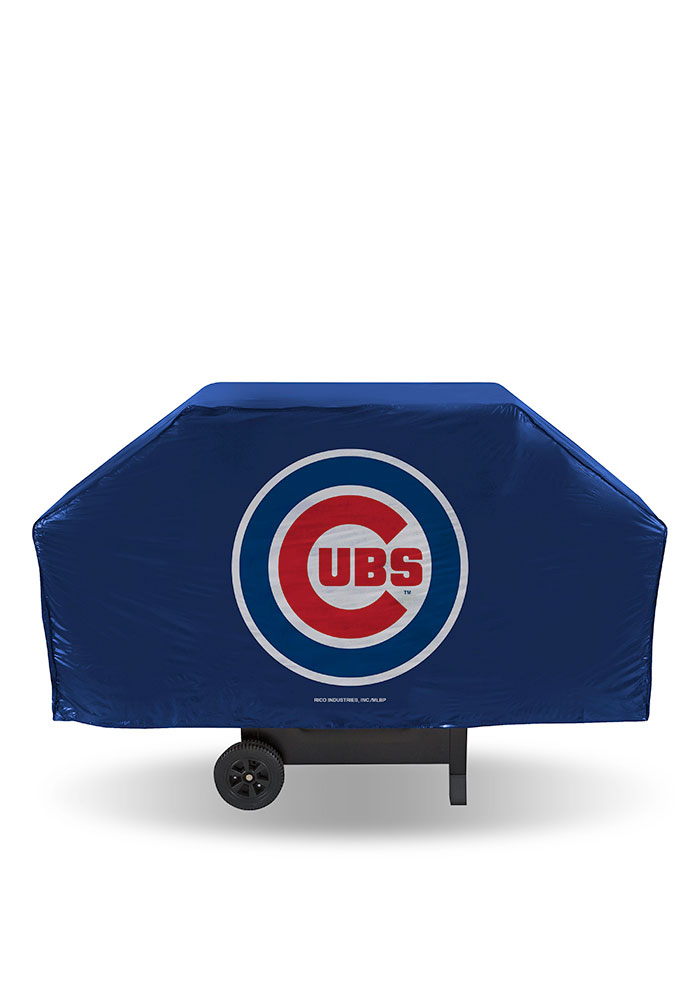 Chicago Cubs Economy BBQ Grill Cover - Image 1