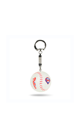 Philadelphia Phillies Baseball Keychain