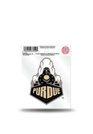 Purdue Boilermakers Small Auto Static Cling