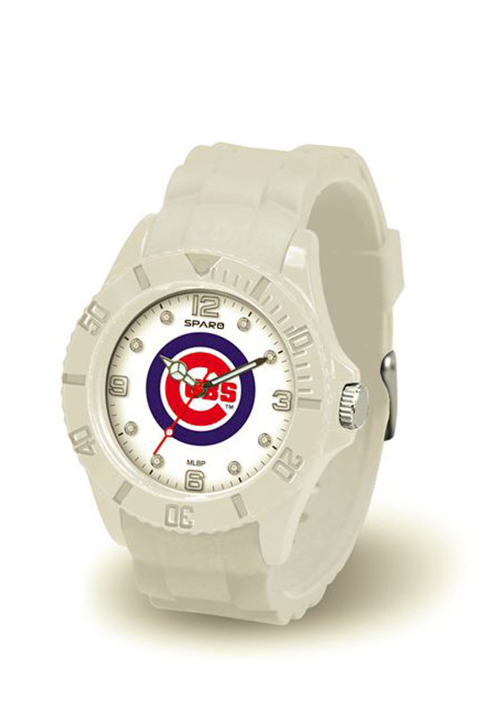 Chicago Cubs Cloud Womens Watches - Image 1