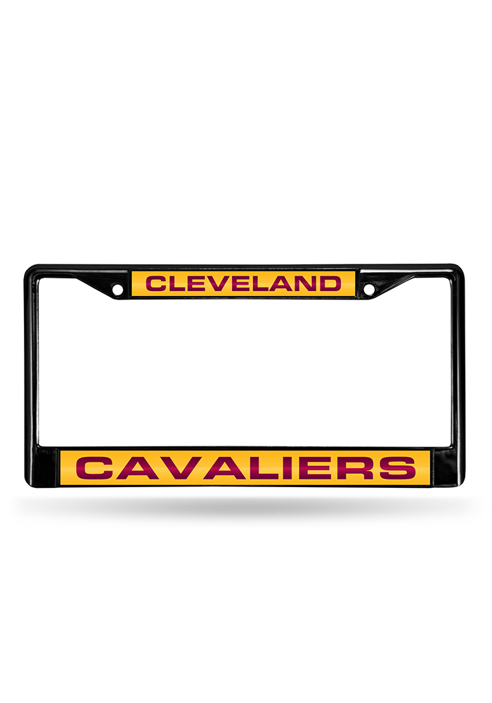 Cleveland Cavaliers Chrome License Frame - Image 1