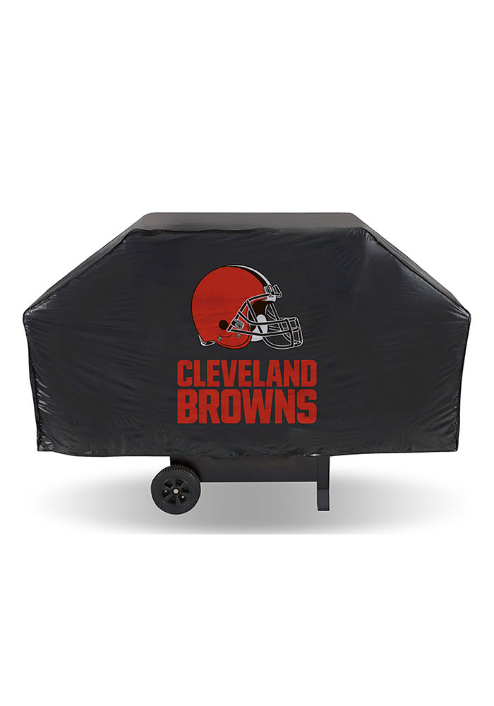 Cleveland Browns Ecomony BBQ Grill Cover - Image 1