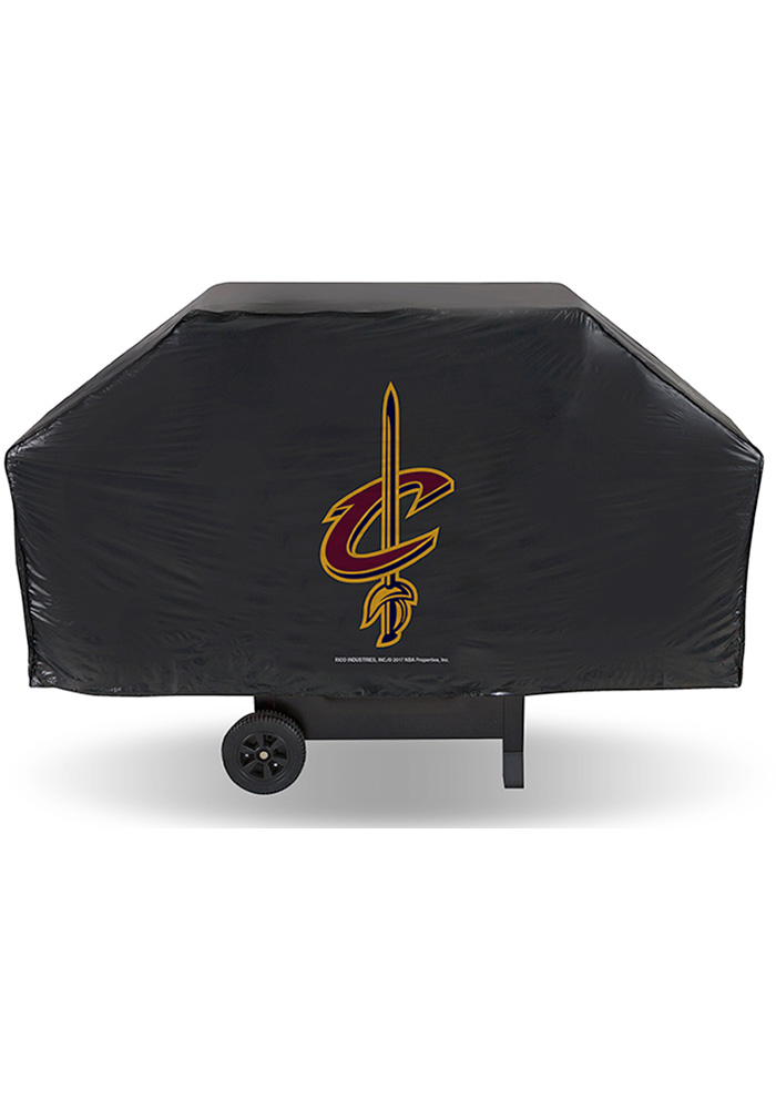 Cleveland Cavaliers Economy BBQ Grill Cover - Image 1