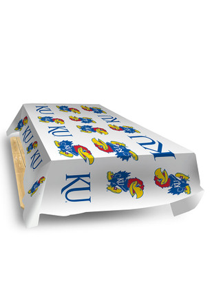 Kansas Jayhawks 54x108 Team Logo Tablecloth