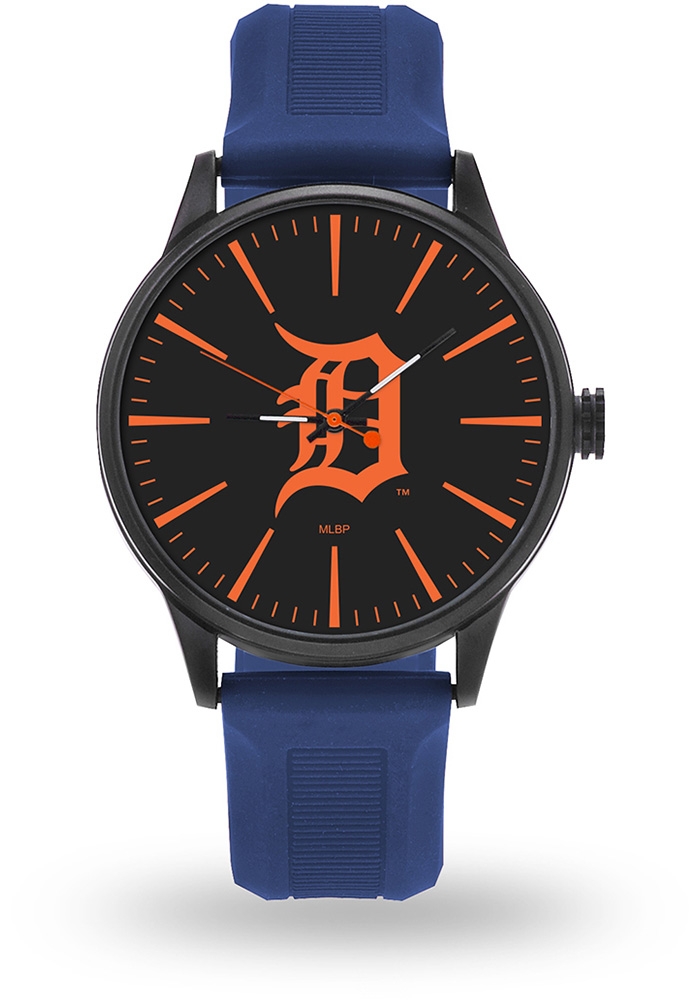 Detroit Tigers Cheer Mens Watch - Image 1