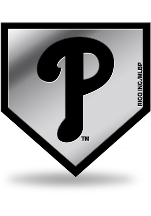 Philadelphia Phillies Molded Plastic Car Accessory Car Emblem