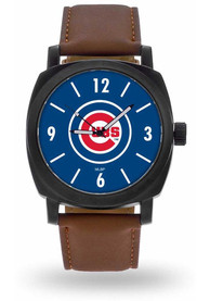 Chicago Cubs Knight Watch - Brown