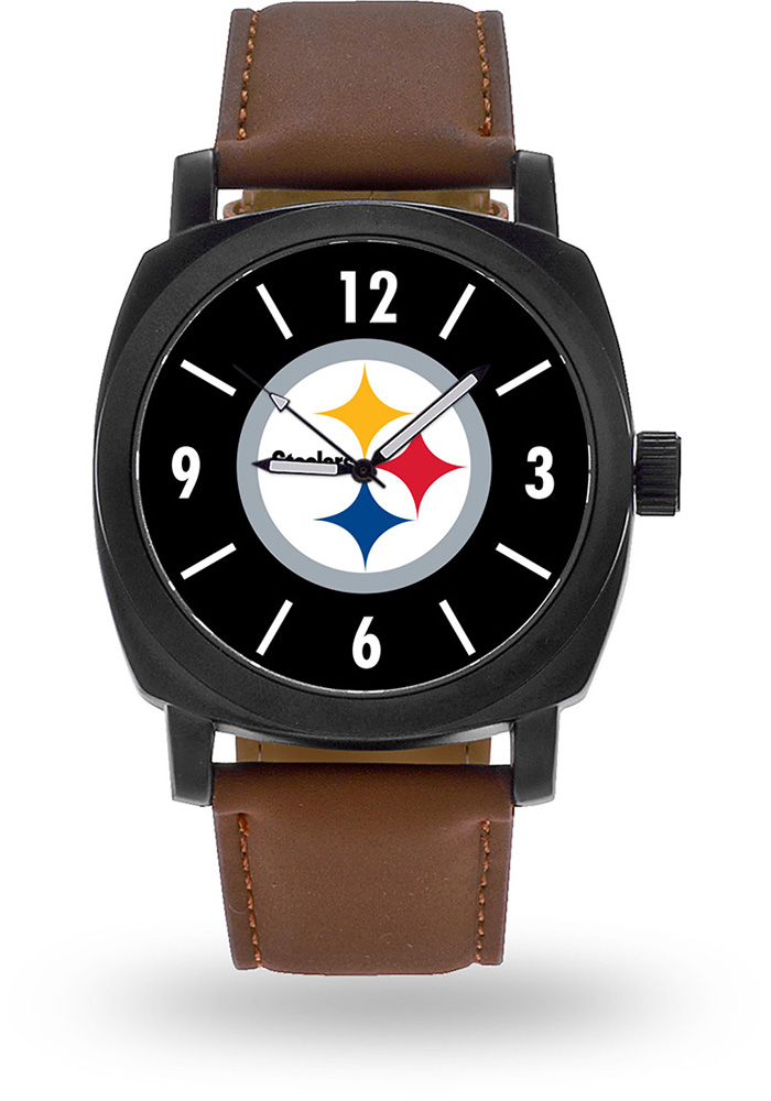 Pittsburgh Steelers Knight Mens Watch - Image 1