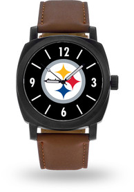 Pittsburgh Steelers Knight Watch - Brown