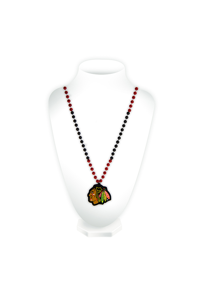 Chicago Blackhawks Medallion Spirit Necklace - Image 1