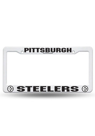 Pittsburgh Steelers Plastic License Frame