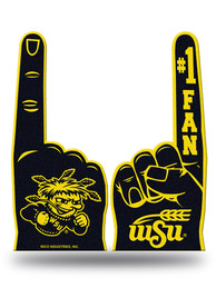 Wichita State Shockers Foam Finger Foam Finger