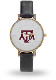 Texas A&M Aggies Womens Lunar Watch - Black