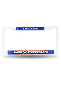 Dallas Mavericks Plastic License Frame