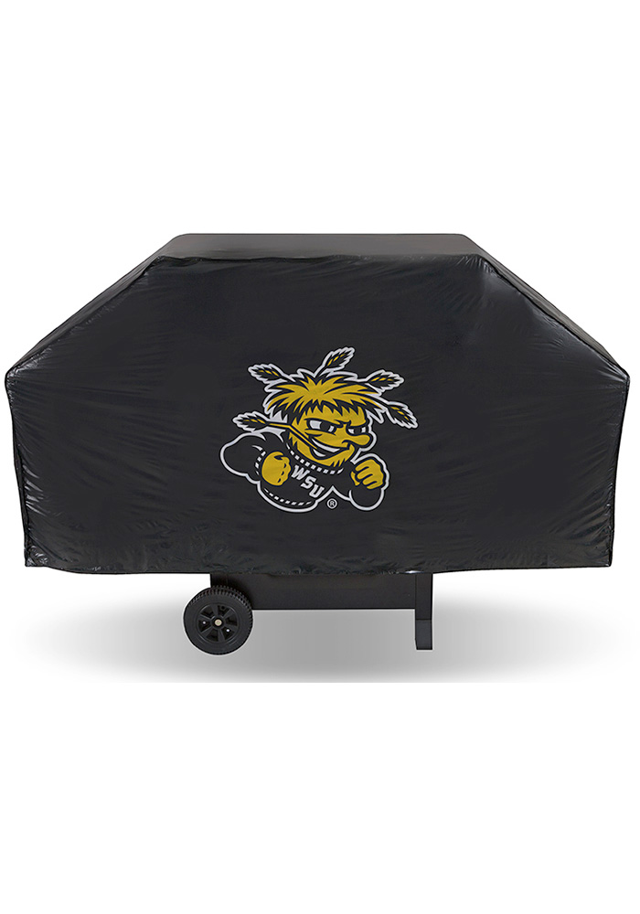 Wichita State Shockers Economy BBQ Grill Cover - Image 1
