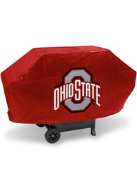 Ohio State Buckeyes Executive BBQ Grill Cover