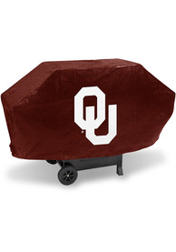 Oklahoma Sooners Executive BBQ Grill Cover
