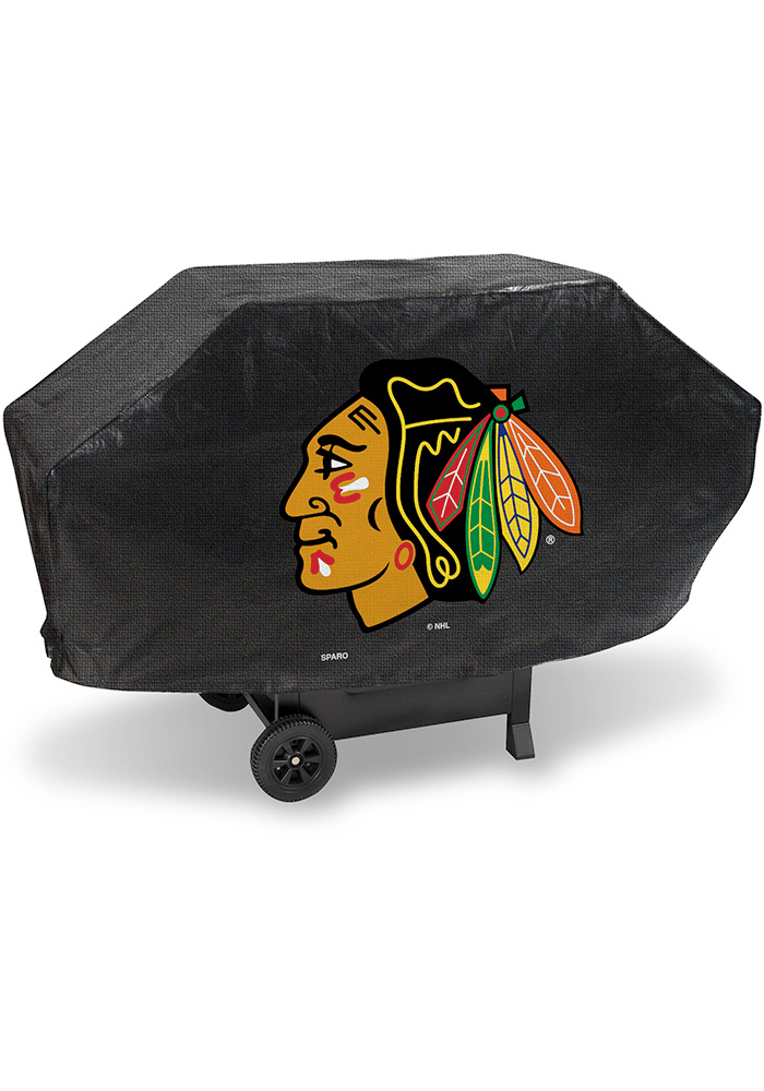 Chicago Blackhawks Executive BBQ Grill Cover - Image 1