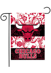 Chicago Bulls 13 X 18 Garden Flag