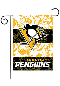 Pittsburgh Penguins 13 X 18 Garden Flag