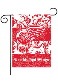 Detroit Red Wings 13 X 18 Garden Flag