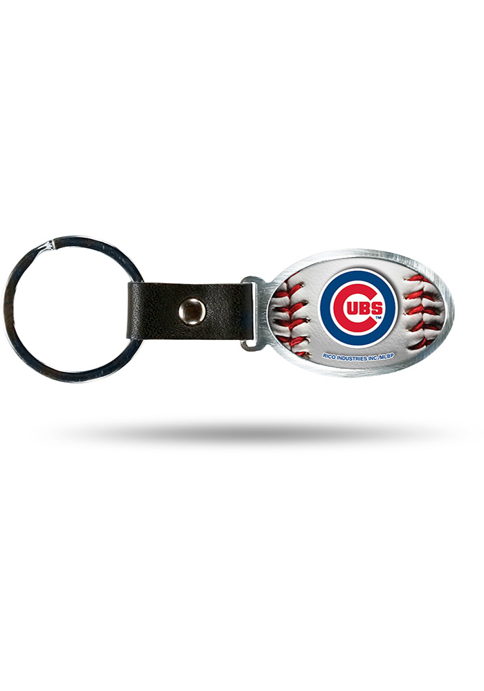Chicago Cubs Accent Keychain - Image 1