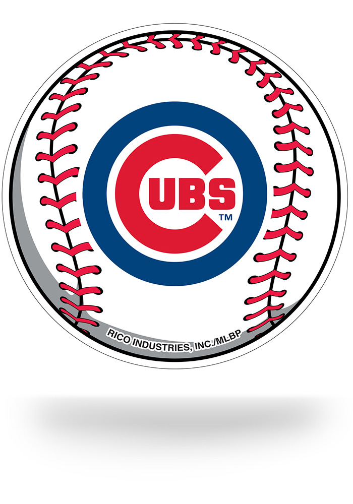 Chicago Cubs 1ct. W Tattoo - Image 1