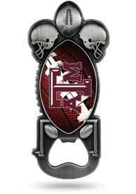 Texas A&M Aggies Party Starter Football Bottle Opener