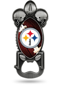 Pittsburgh Steelers Party Starter Football Bottle Opener