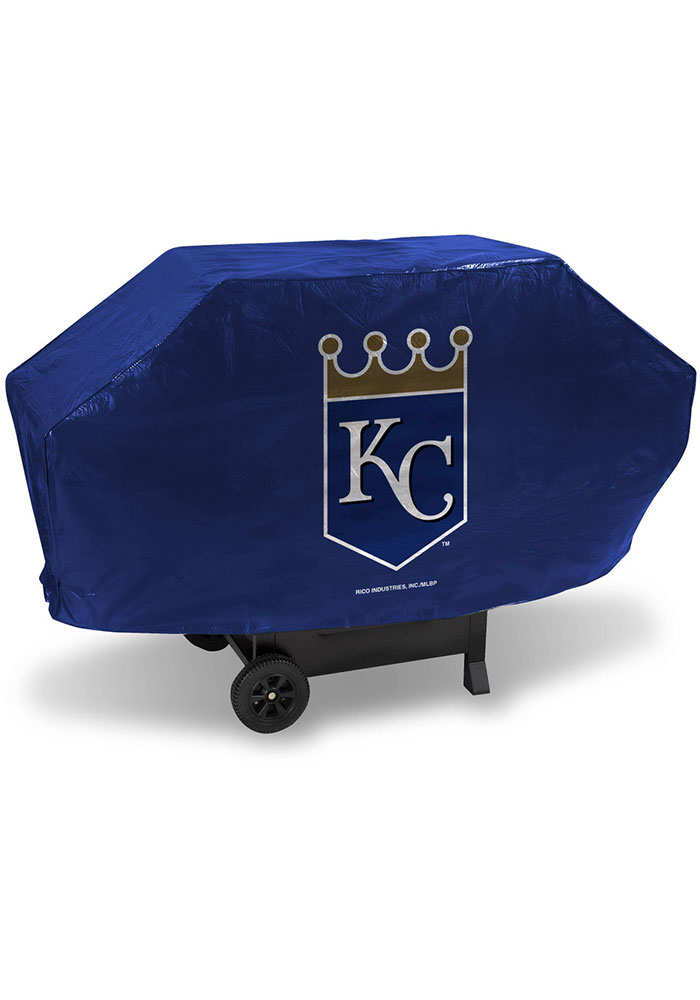 Kansas City Royals Deluxe BBQ Grill Cover - Image 1