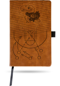 Kansas Jayhawks Laser Engraved Small Notepad