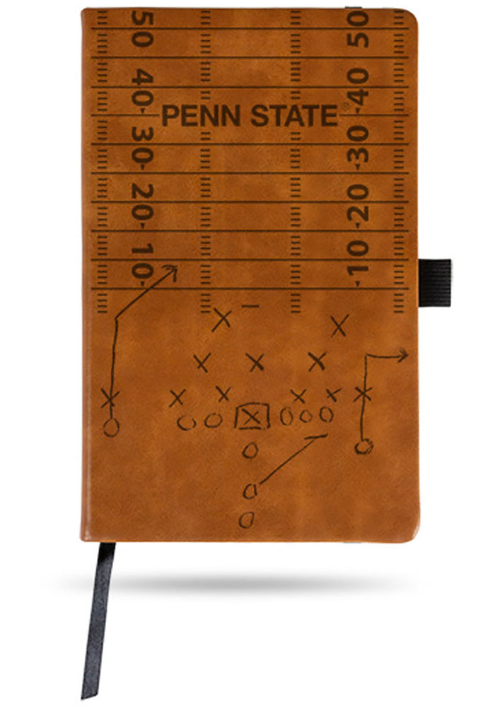 Penn State Nittany Lions Laser Engraved Small Notepad - Image 1